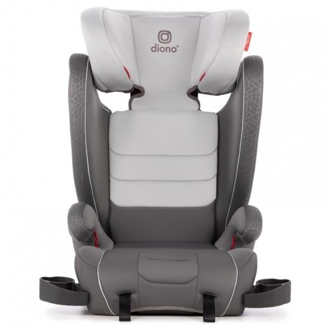Diono Monterey XT Latch Car Seat Booster - Grey Dark
