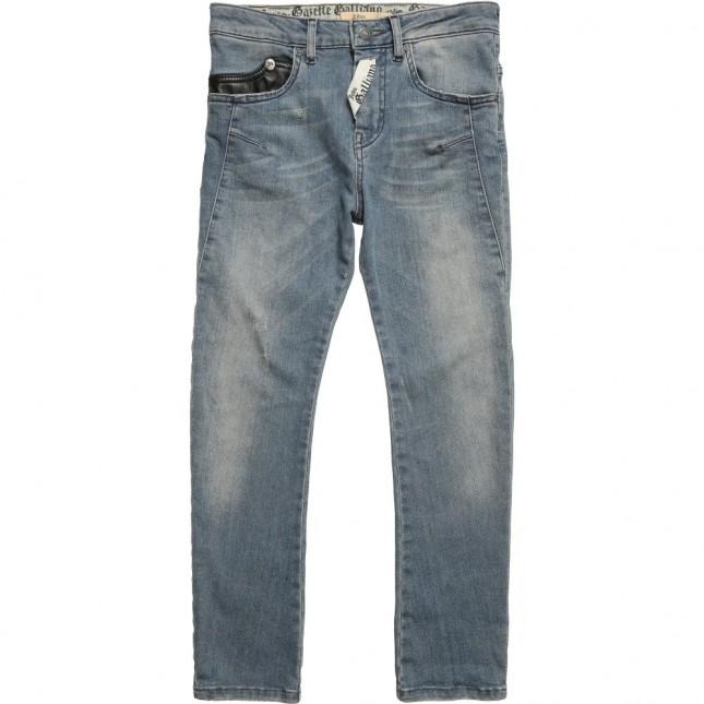 JOHN GALLIANO Boys Blue Denim Jeans