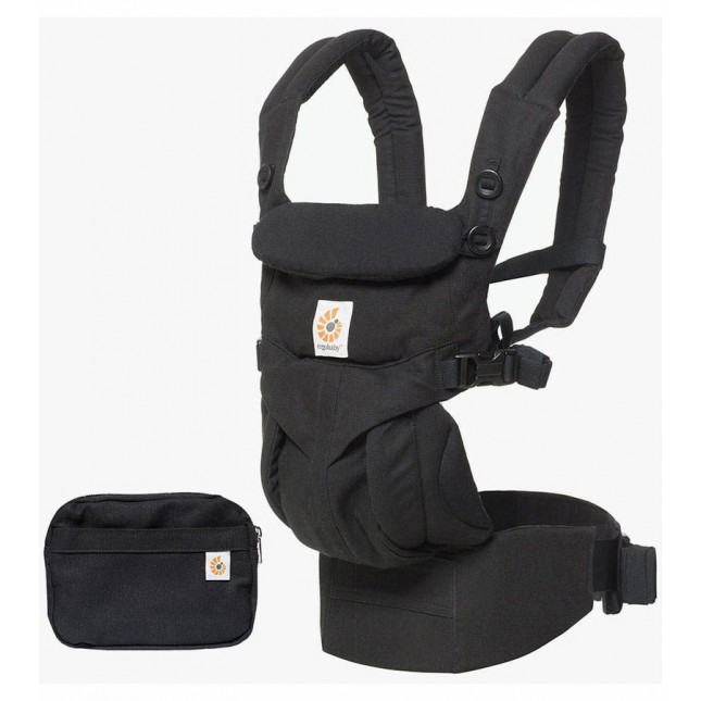 Ergobaby Omni 360 Carrier-Pure Black