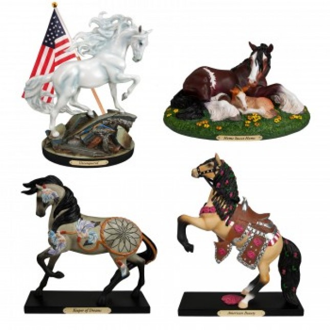 Trail of painted ponies Summer 2016 Painted Ponies Set - 10% OFF