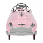 Airflow Collectibles Pink Comet Pedal Car