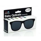 FCTRY Polarized Baby Sunglasses in Black