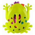 Boon Boon Frog Pod Bath Toy Scoop in Green