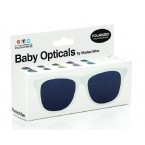 FCTRY Polarized Baby Sunglasses in White