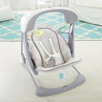 Fisher Price Deluxe Take-Along Swing & Seat – Saturn Snuggle