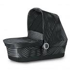 GB Maris Baby Carry Cot-Black