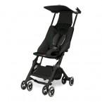 GB Pockit Stroller-Monument Black