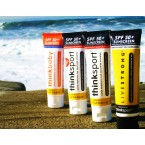 Thinksport KIDS Safe Sunscreen SPF 50+ (3oz)