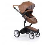 Mima Xari Stroller + Starter Pack-Camel-Starter Pack Black