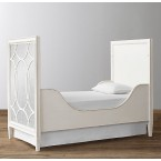 Vienne Toddler Bed Conversion Kit-Heirloom White