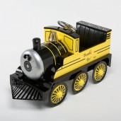 Airflow Collectibles Bumble Bee Pedal Train