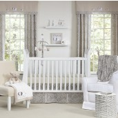 Wendy Bellissimo™  The Sweet Safari 5-Piece Crib Bedding Set