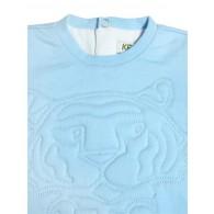KENZO KIDS Cotton jersey sweatshirt and pants