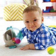 Fisher Price 2-in-1 Activity Chime Ball