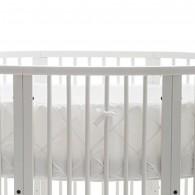 Stokke Sleepi Bumper in Classic White