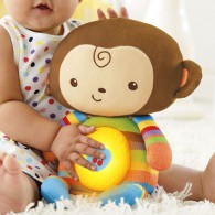 Fisher Price My Little SnugaMonkey Sleepytime SnugaMonkey