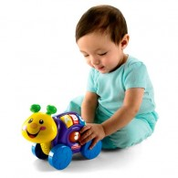 Fisher Price Laugh & Learn Roll-Along Snail
