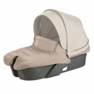Stokke XPLORY Carry Cot Complete Kit in Beige Melange