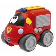 Chicco Charge & Drive - Fire Department