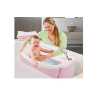 Summer Infant Lil' Luxuries® Whirlpool, Bubbling Spa & Shower (Pink)