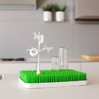 Boon TWIG Grass and Lawn Drying Rack Accessory in White