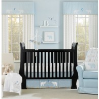 Wendy Bellissimo Walk With Me 4 Piece Baby Crib Bedding Set