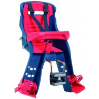 Peg Perego Orion front mount child seat in Blue and Red