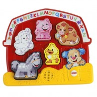 Fisher Price Laugh & Learn Farm Animal Puzzle