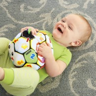 Fisher Price Laugh & Learn Singin' Soccer Ball
