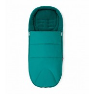 Mamas & Papas Cold Weather Plus Footmuff in Teal