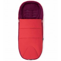 Mamas & Papas Cold Weather Plus Footmuff in Coral Pop