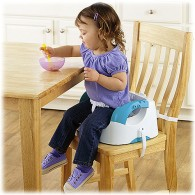 Fisher Price Deluxe Quick-Clean Portable Booster