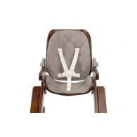 Summer Infant Bentwood High Chair Seat Set (Goose Down Gray)