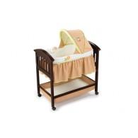 Summer Infant Classic Comfort Wood Bassinet (Swingin Safari)