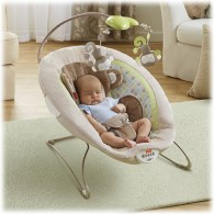 Fisher Price My Little SnugaMonkey Deluxe Bouncer