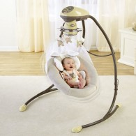 Fisher Price My Little Snugapuppy™ Cradle 'n Swing