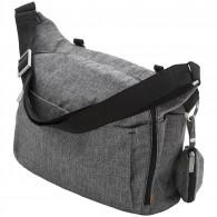Stokke Changing Bag in Black Melange