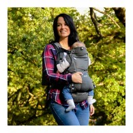 Diono Carus Essentials 3-in-1 Baby Carrier - Black