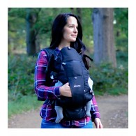 Diono Carus Complete 4-in-1 Baby Carrier + Detachable Backpack - Grey Dark