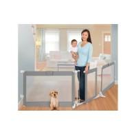 Summer Infant Custom Fit Walk-Thru Gate (Grey)