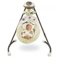 Fisher Price My Little Snugabunny™ Cradle 'n Swing
