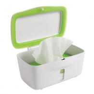 OXO Tot Perfect Pull Flushable Wipes Dispenser in Green
