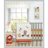 Mamas & Papas 4 Piece Baby Bedding Set  Jamboree