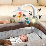 Chicco Lullaby Magic Playard in Lilla