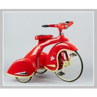 Airflow Collectibles Red Sky King Tricycle