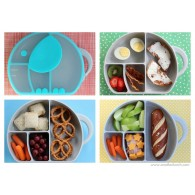 Boon TRUNK Snack Box in Gray/Blue