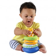 Fisher Price Shakira First Steps Collection Teethe 'n Play Stacker