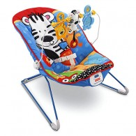 Fisher Price Adorable Animals™ Baby's Bouncer - Adorable Animals