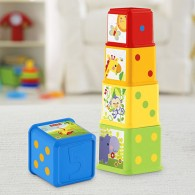 Fisher Price Stack & Explore Blocks