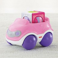 Fisher Price Roller Blocks Convertible